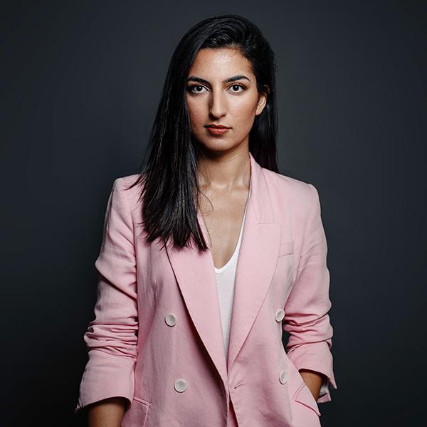Portraitfoto von Aya Jaff