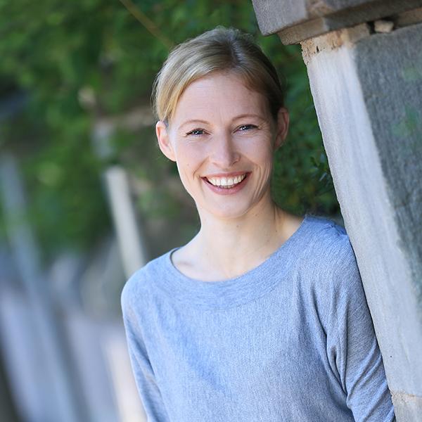 Portraitfoto von Christina Burkhardt