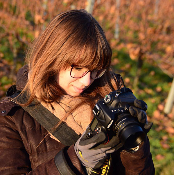 Portraitfoto von Daniella Domokos