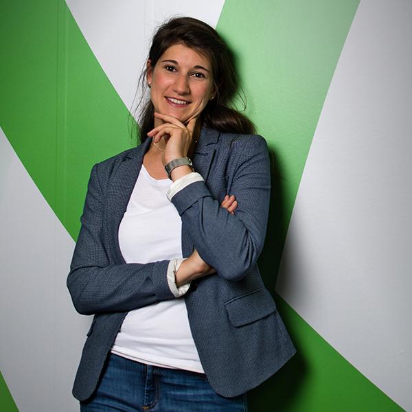 Portraitfoto von Lisa Unkelhäußer