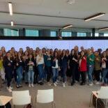 Gruppenbild der Teilnehmer*innen des Life Design Workshop in Kooperation mit Yoloa GmbH