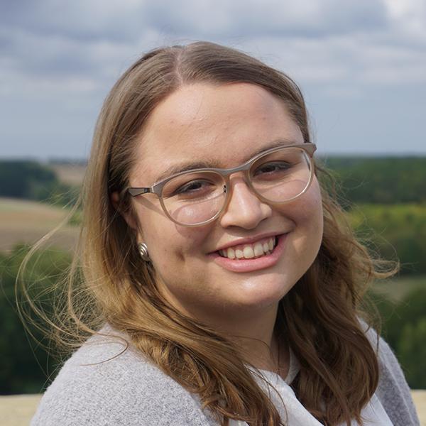 Portraitfoto von Isabell Wagenhäuser