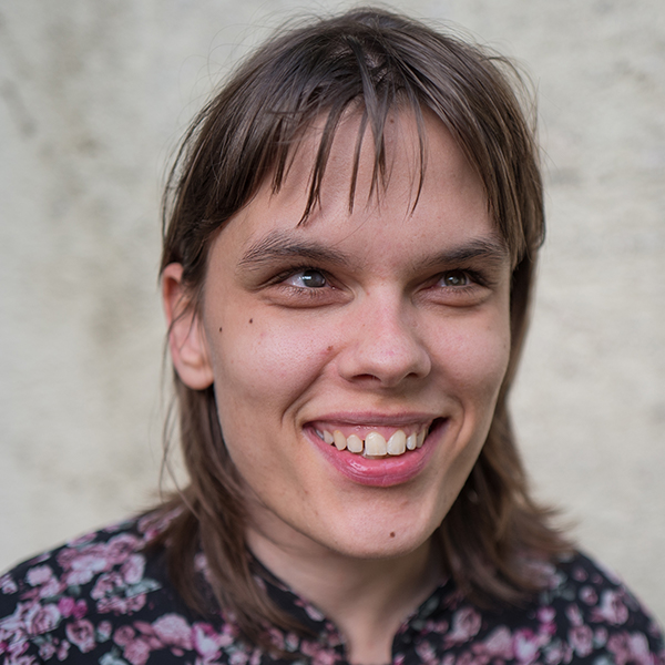 Portraitfoto von Franziska Sgoff