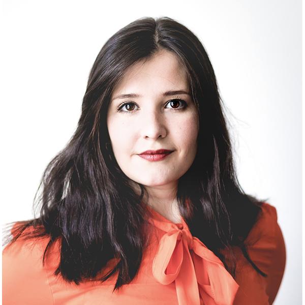 Portraitfoto von Ina Medick