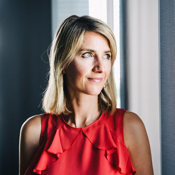 Portraitfoto von Sandra Reich