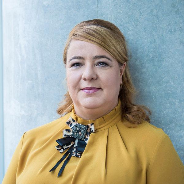 Portraitfoto von Valentina Daiber