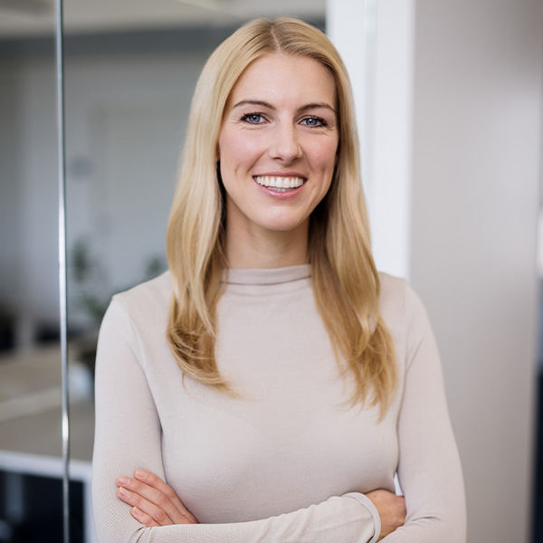 Portraitfoto von Katharina Jünger