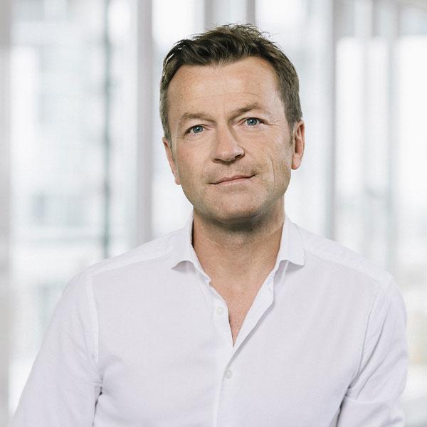 Portraitfoto von Klaus Bürg