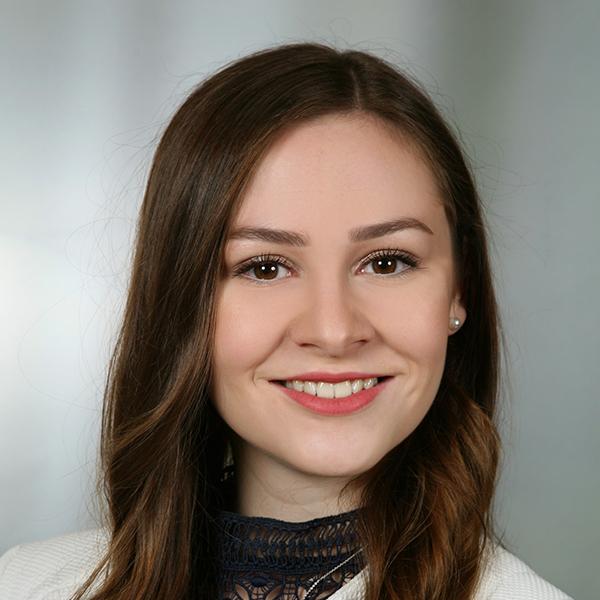 Portraitfoto von Anna Friedrich
