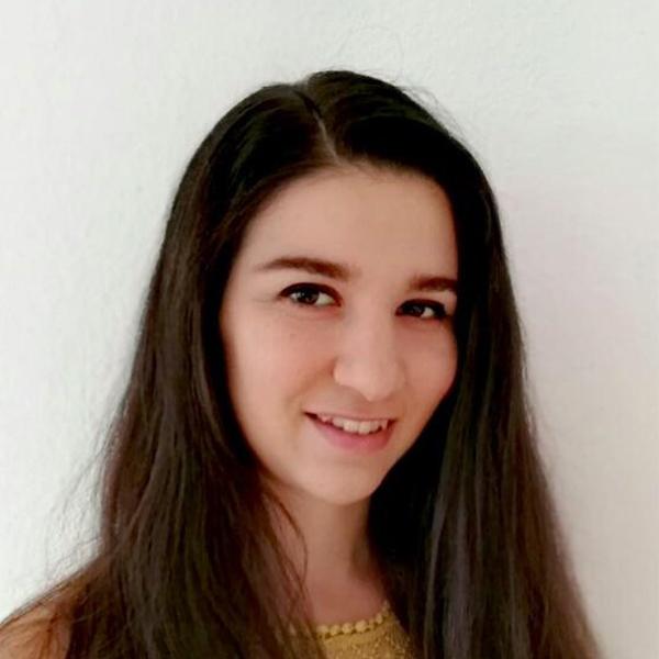 Portraitfoto von Irena Stoilova