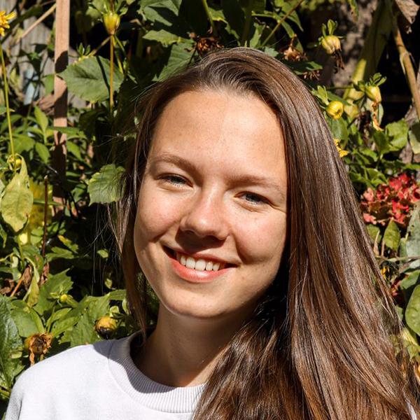 Portraitfoto von Marlene Böhm