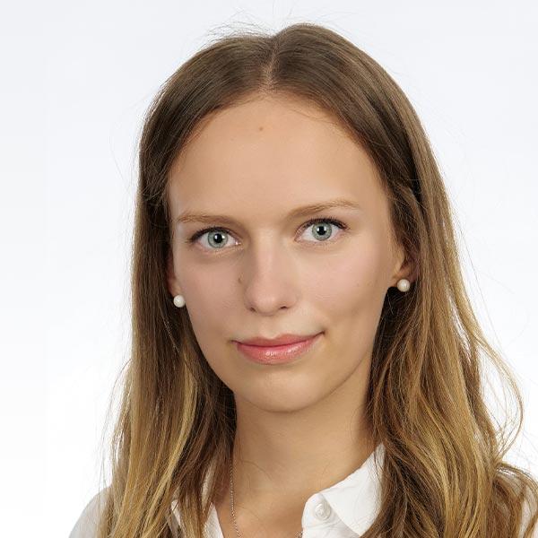Portraitfoto von Marie Cermann