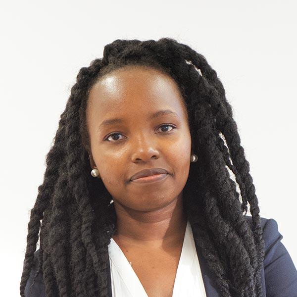 Portraitfoto von Ninah Nyaranga Wambugu
