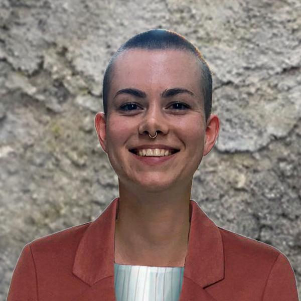 Portraitfoto von Marie-Luise Appelhans